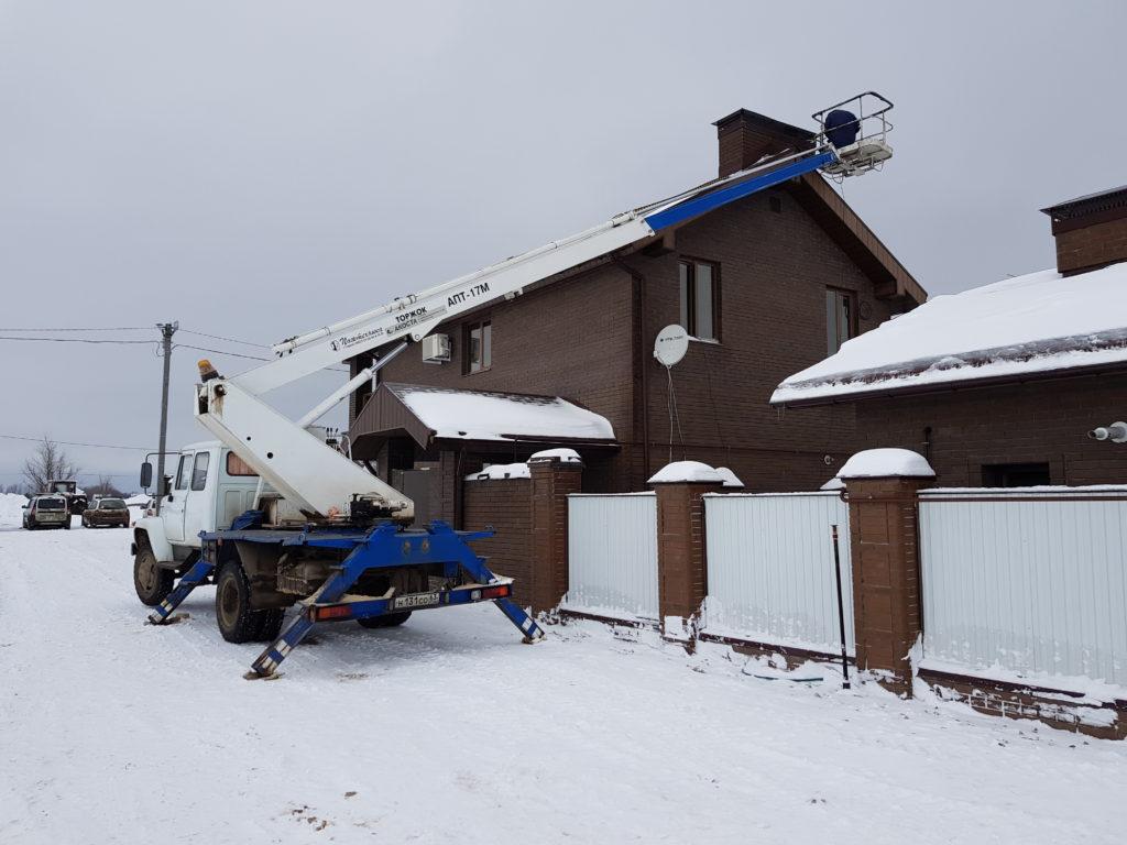 Интернет в частный дом в поселке Гранный